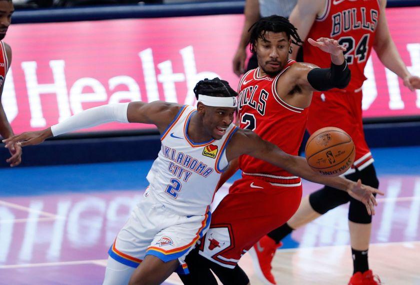 reseason-Chicago Bulls at Oklahoma City Thunder