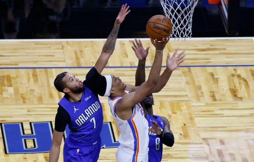 Oklahoma City Thunder at Orlando Magic
