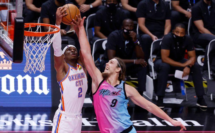Oklahoma City Thunder at Miami Heat